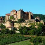 Château de Berzé la Ville