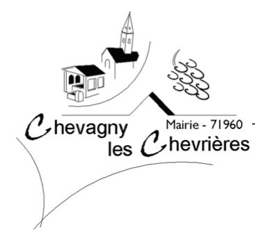 chevagny les chevrières
