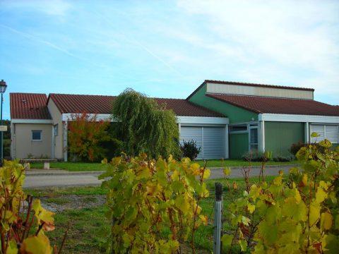 école de Chevagny