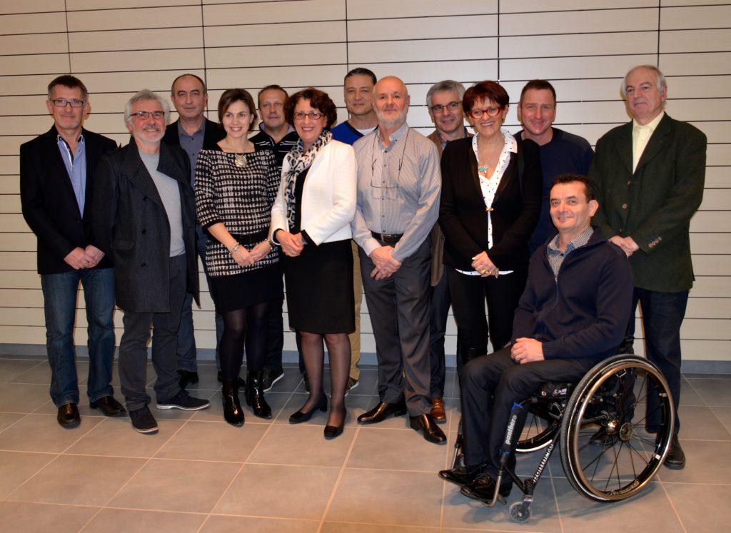 Membres du conseil de Chevagny